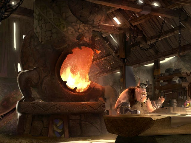 A Wee Dragon Workshop