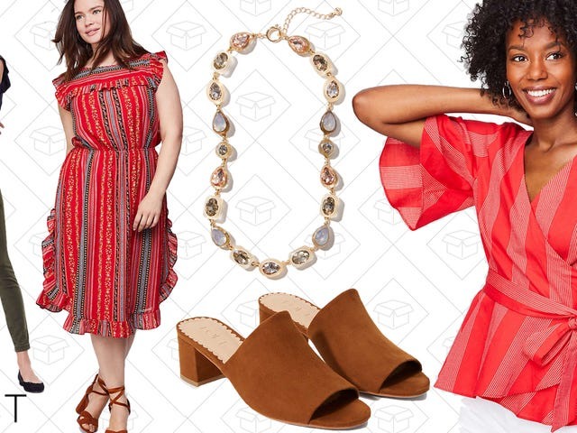 Take 40% Off Everything at LOFT and Go Full On Spring With Your Wardrobe