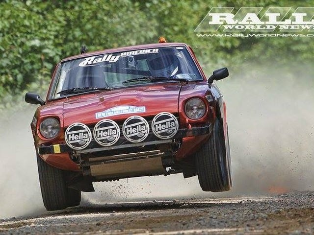 Rally 280Z for sale