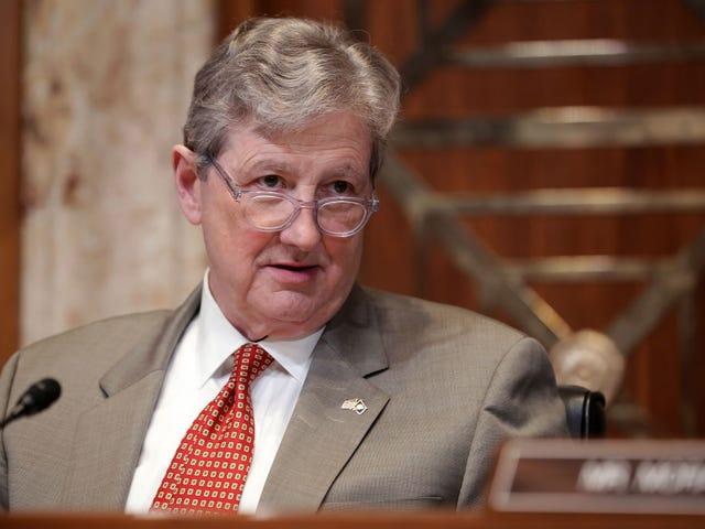 The Race for Trump's Love: GOP Sen. John Kennedy Is Closing in on Sen. Lindsey Graham