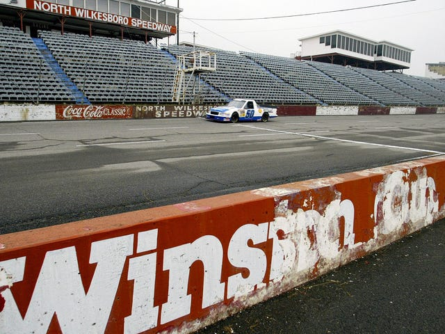 iRacing Will Restore NASCAR's Most Famous Ghost Track On Its Simulator