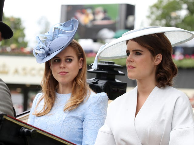 Princess Eugenie Busted for Off-Limits Palace 'Gramming