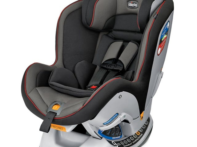 ​The Best Convertible Car Seat