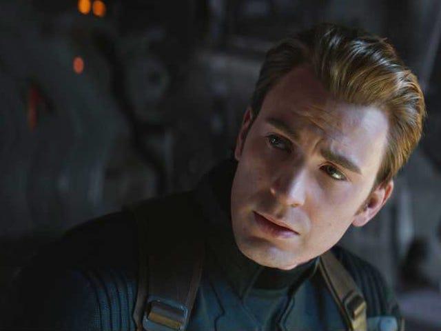 クリス・エヴァンスは、キャプテン・アメリカのMCUがスティーブを連れ戻すことで終わる「サワー・トゥ・サマー」だと言う