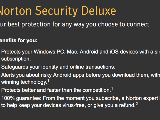 Inoculate Against Malware and More with Norton Security Deluxe, Now 40% Off For Our Readers