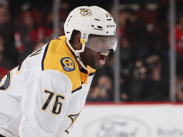 P.K. Subban Traded To The Devils