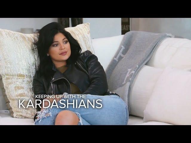 Los Kardashians finalmente abordan Kylie's Fake Lips, otros problemas corporales