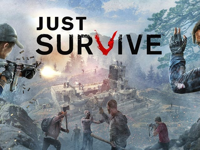 H1Z1: Just Survive, kumppanipeli H1Z1: King of the Kill, on nyt yksinkertaisesti nimeltään Just Survive, erottamalla se H1Z1 ...
