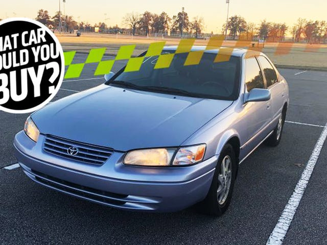 I Need A Fun Upgrade From My 20-Year-Old Camry! What Car Should I Buy?