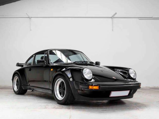 Por favor, compre o Porsche 911 Turbo do piloto de F1 Kevin Magnussen, para que eu não precise (também não posso pagar)