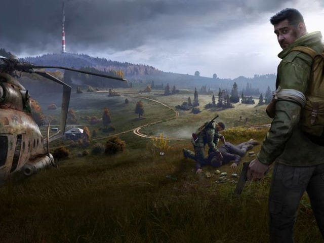 Everyone's DayZ Is Being Edited Because Of Australia