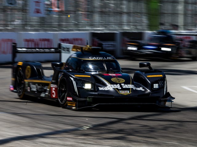 The Cadillac Prototype Does It Again At Long Beach