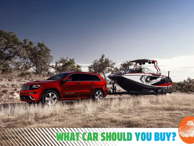 I Inherited A Boat, Now I Need To Tow It! What Car Should I Buy?