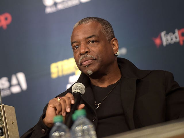 LeVar Burton Is a National Treasure, so How Dare Trump Voters Confuse Him With LaVar Ball?