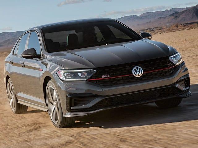 2019 Volkswagen Jetta GLI bliver meget bedre