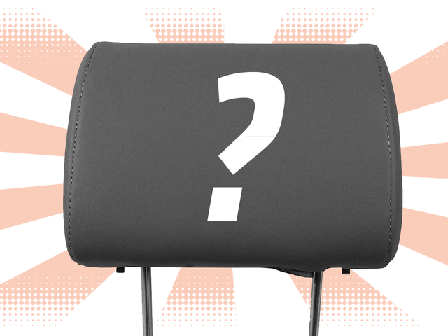 Quick Question: Have You Ever Used The Headrest While Driving?