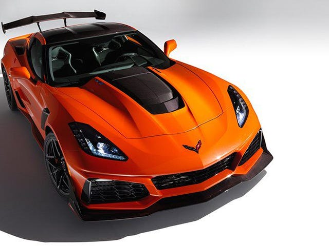 Tepid take: I kind of like the looks of the C7 ZR1