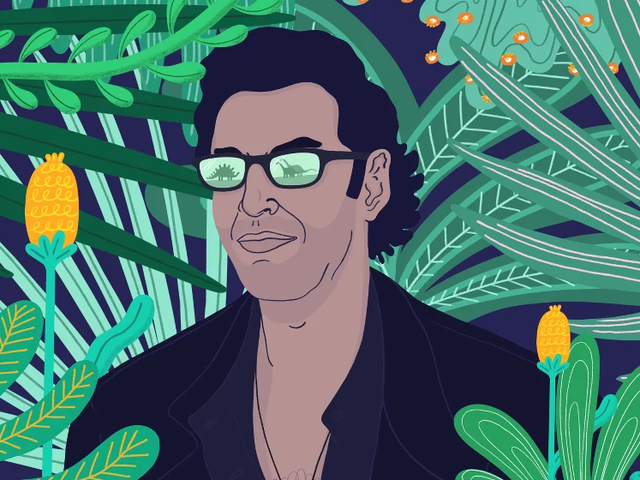 Jeff Goldblum Has Now Been Memorialized in the Immortal Art of the Jigsaw Puzzle