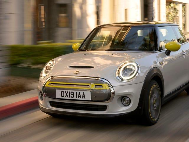 Mini Cooper ในปี 2020 SE ออกสู่ระบบไฟฟ้า แต่มีความเพียงพอหรือไม่?