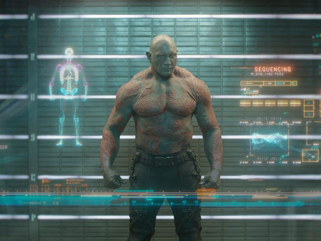 Dave Bautista podría abandonar Guardianes de la Galaxia 3 tras el despido de James Gunn