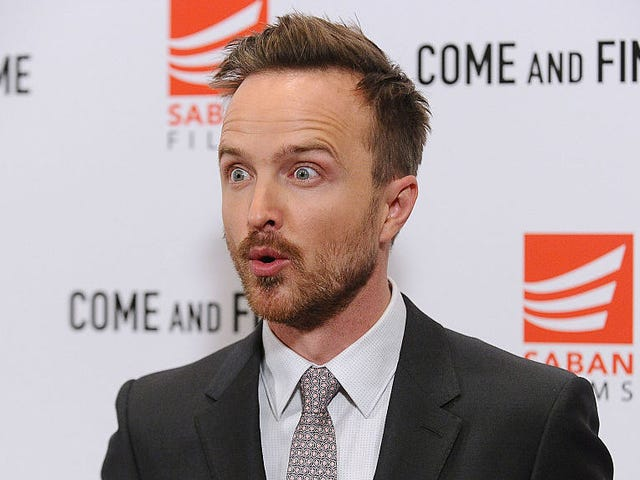 It's 3 p.m., let's watch Aaron Paul go nuts on The Price Is Right