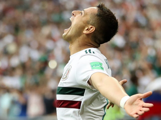 Mexico Are Killing It At The World Cup, And All Good U.S. Fans Are Forbidden From Enjoying It