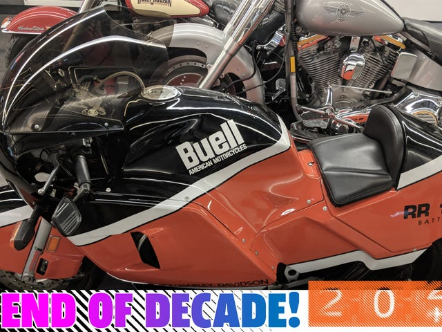 Buell Could Have Offered Harley A Lifeline Into The Future