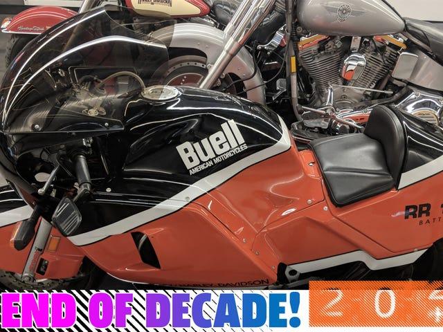 Buell podría haber ofrecido a Harley un salvavidas en el futuro