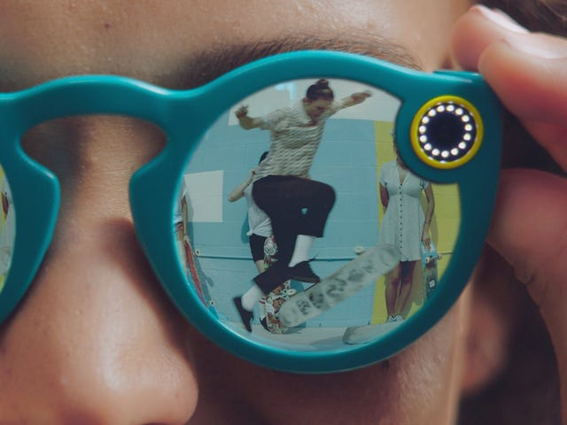 Snag a Pair of Snapchat Spectacles For $60, Which, Yeah, That's About What They Should Cost