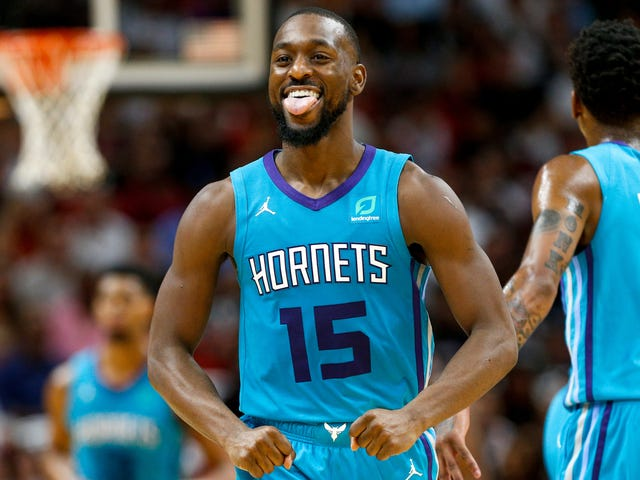 Don't Miss The Kemba Walker Show