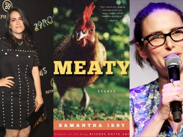 Oh Shit, We're Getting A Meaty TV Show From Abbi Jacobson and Jessi Klein