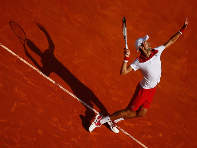 Novak Djokovic Is Alive Again