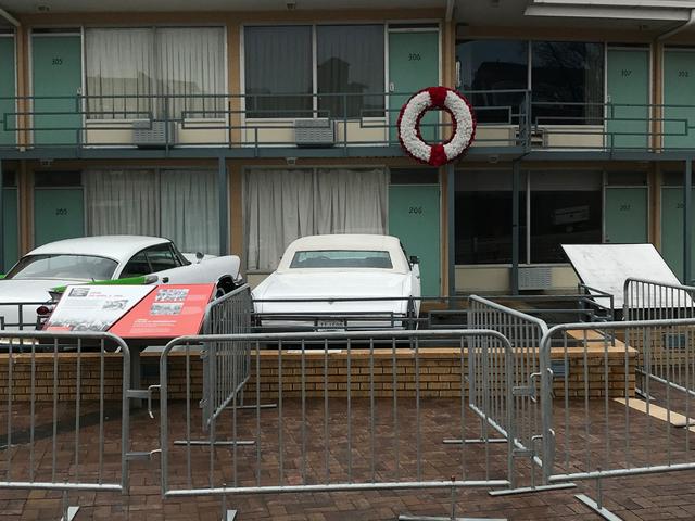 Visitar o Lorraine Motel em Memphis foi a experiência de museu mais emocional que já tive