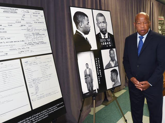 Rep. John Lewis Is Boycotting Trump's Visit to the Mississippi Civil Rights Museum Opening