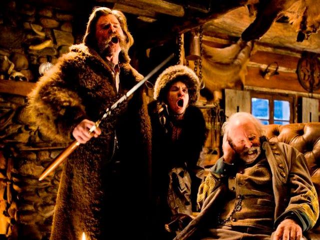 เควนตินทารันติโนรับบทละครในภาพยนตร์เรื่อง The Hateful Eight