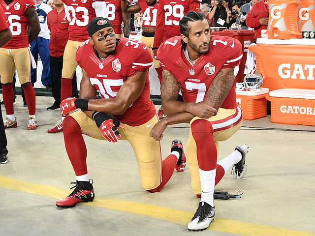 The Baltimore Ravens Asked Fans Who Supported Colin Kaepernick to Show It; Now They Aren't Taking Any Comments