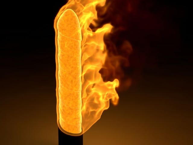 Man Sets House on Fire While Trying to Boil His Dildos Clean