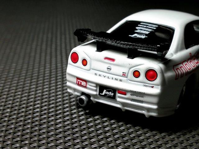 A tuned GTR