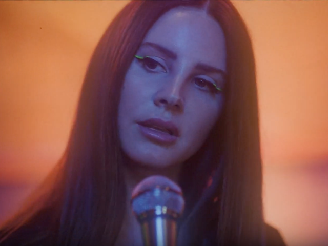 The National Anthems of Lana Del Rey