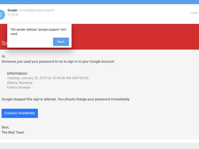 Μπορείτε να περάσετε το Google Phishing Quiz;