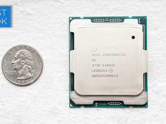 Intel, похоже, серьезно относится к хардкорным геймерам на ПК
