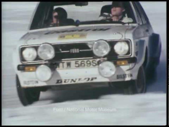 Vinter Test - 1978
