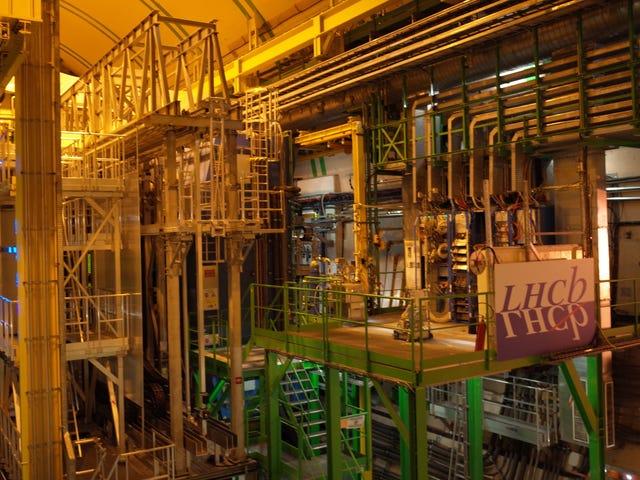 Rejim Penemuan Semulajadi Baru Kontroversi Fizik Dekad Lama