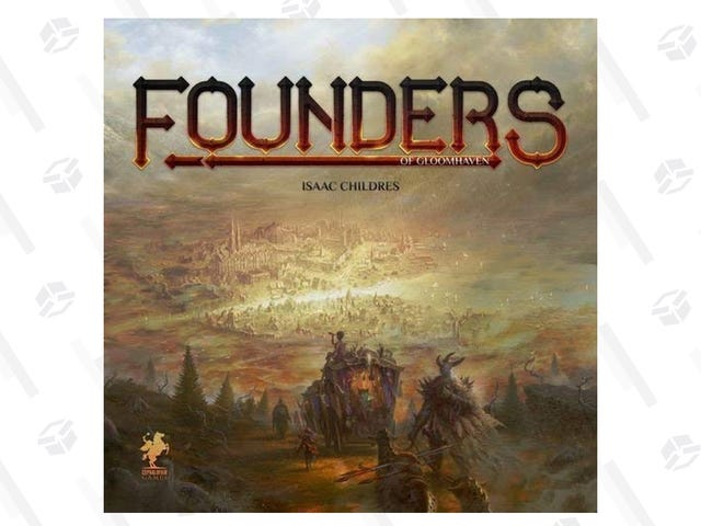 The Second Board Game In the Gloomhaven Universe Is a Lot Cheaper Than the First