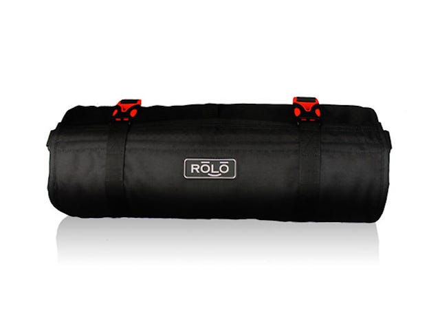 Save 25% on the Rolo Travel Bag + Free Shipping