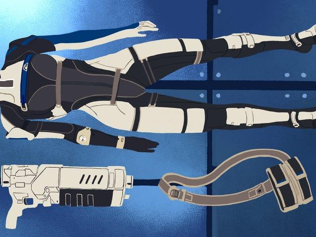 Κάποια μέρα, οι αστροναύτες μας μπορεί να έχουν τα ρούχα δροσερά καθώς αυτές οι <i>Mass Effect</i>
