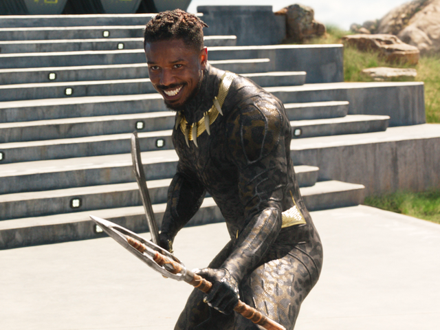 Erik Killmonger, Who Was Right, Is the Star of a New Comics Series