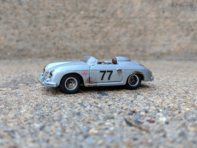 Teutonic Tuesday: Porsche 356 Speedster