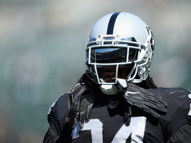 Trump Tweets About Marshawn Lynch Sitting For The Anthem; I Can't Believe We're Still Doing This