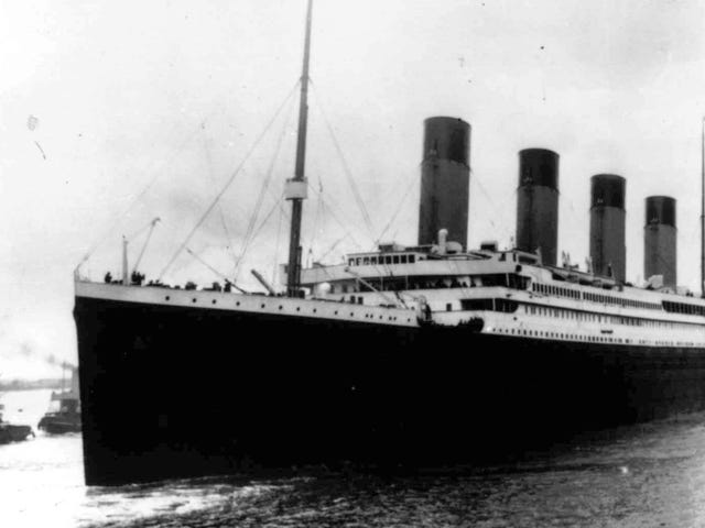 The First Hearings Held in Jeff Sessions' Confirmation Room Were About the Titanic Sinking